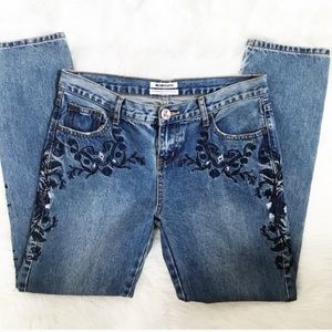 ONE TEASPOON : Blue Muse Lola Awesome Baggie Jeans